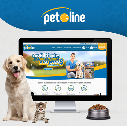 Cascabel Marketing Digital Petline